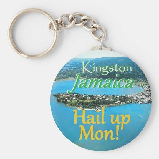 KINGSTON Jamaica Chaveiro