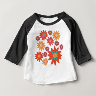 Kit Florido: camiseta Esportiva para bebês