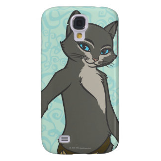 Kitty Softpaws Galaxy S4 Cover