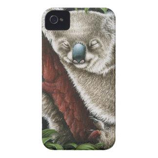 Koala do sono capas iPhone 4 Case-Mate