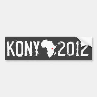 Kony 2012 adesivos