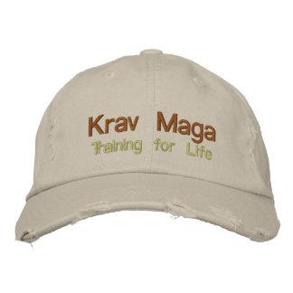Krav Maga treinando para a vida Boné