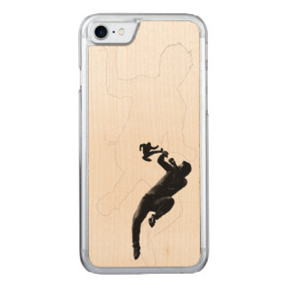 Kung Foo! Capa iPhone 7 Carved