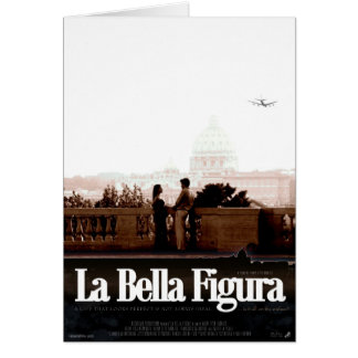 La Bella Figura - cartão 5