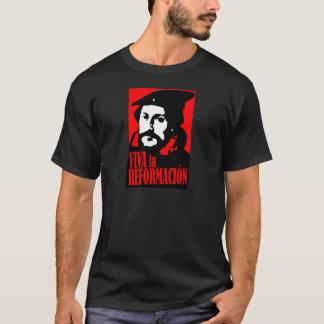 La Reformacion CALVIN de Viva Tshirt