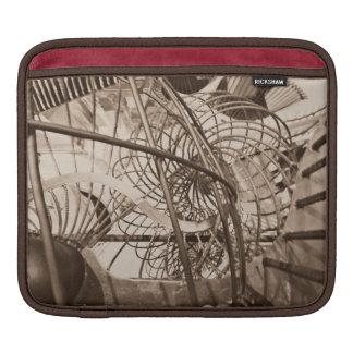 Labirinto da grelha bolsa para iPad