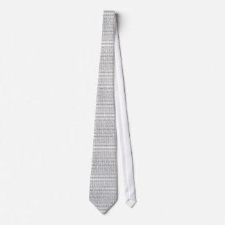 """Laço binário do """"laço"""" gravata"""