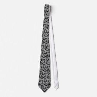 Laço da bicicleta gravata