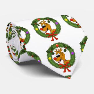 Laço da rena gravata