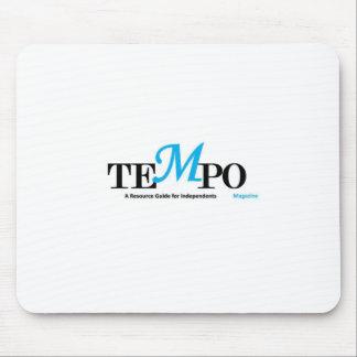 Laço do compartimento do ritmo mouse pad