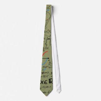 Laço do geek da matemática gravata