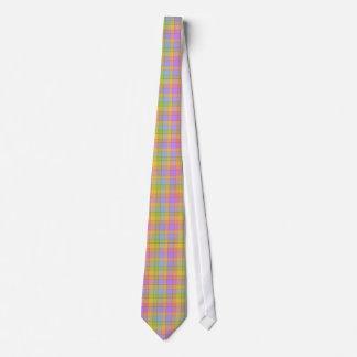 Laço do pescoço dos homens de seda da xadrez dos f gravata