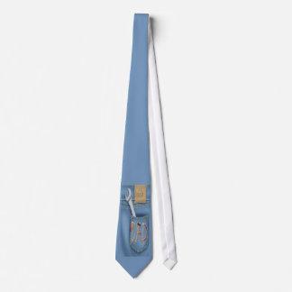 Laço dos homens do dia dos pais das ferramentas gravata