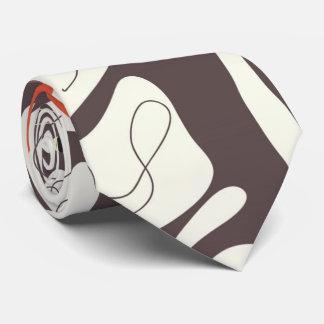 Laço lunático do gato gravata
