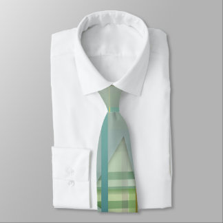 Laço macio do corte 18 - design abstrato - gravata