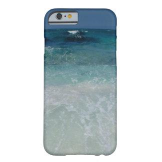 Laço mexicano da praia capa barely there para iPhone 6