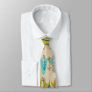 Laço tribal do dia dos pais gravata