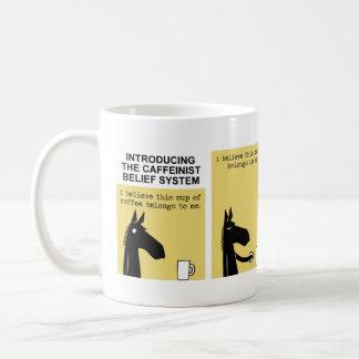Lado escuro da caneca de café #3 do cavalo