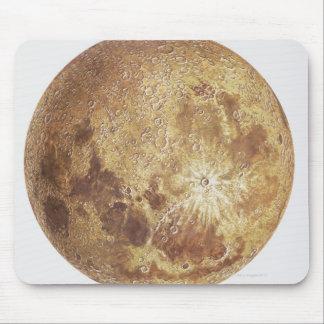 Lado escuro da lua, ilustração mouse pad