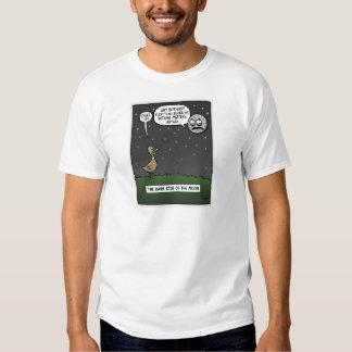Lado escuro da lua t-shirts