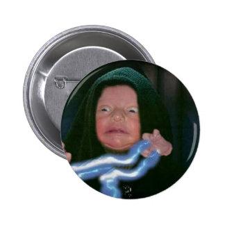 Lado escuro do bebê botons