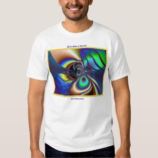 Lado escuro do T da realidade T-shirt