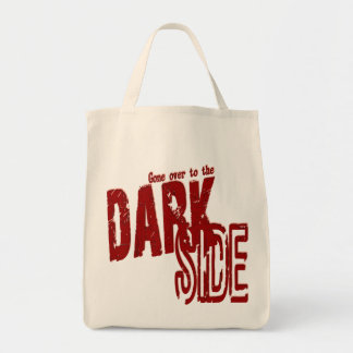 Lado escuro - o bolsa do mantimento