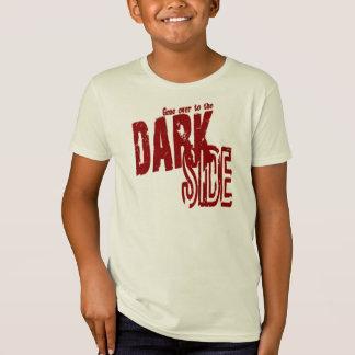 Lado escuro - t-shirt orgânico