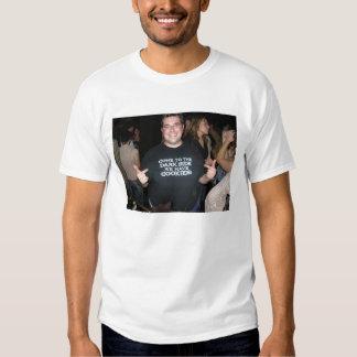 Lado escuro tshirts