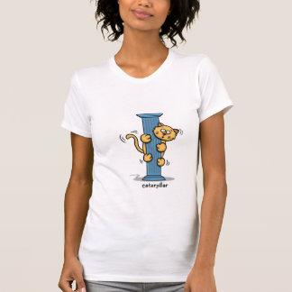 lagarta camisetas