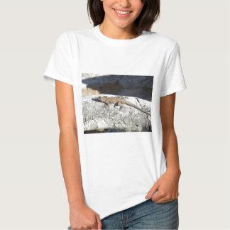 Lagarto Camisetas