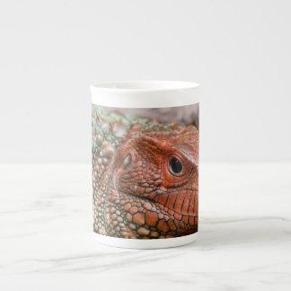 Lagarto Caneca De Porcelana