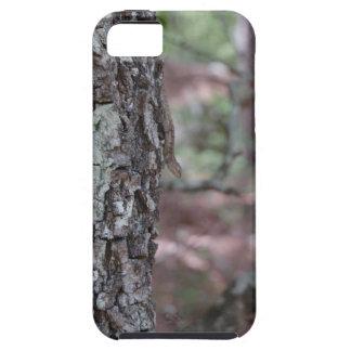 Lagarto em uma árvore capa tough para iPhone 5