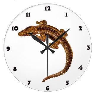 Lagartos Relógios De Paredes