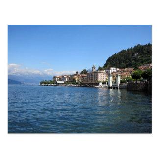 Lago 3 Como Cartão Postal