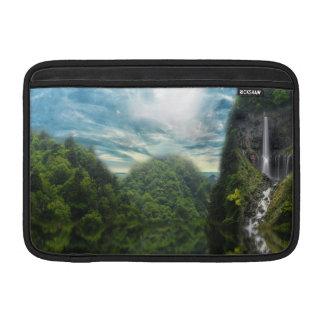 Lago abalone bolsa de MacBook air