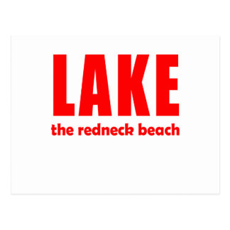lago cartão postal