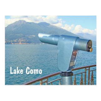 Lago Como - cartão Cartão Postal