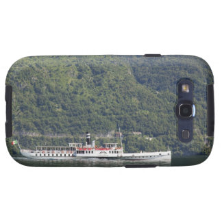 Lago Como, ferryboat Capas Galaxy SIII