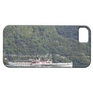 Lago Como, ferryboat Capas iPhone 5 Case-Mate