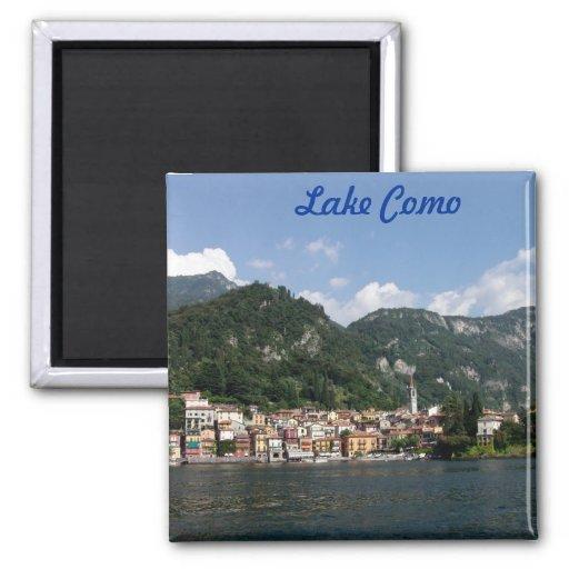 Lago Como Ima De Geladeira