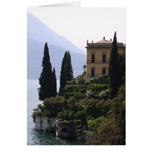 Lago Como - Varenna Cartões