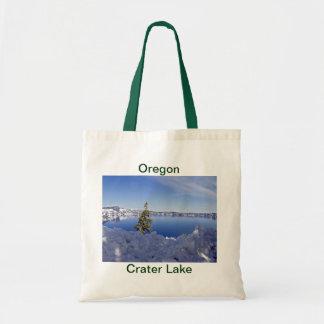 Lago crater de Oregon Bolsas Para Compras