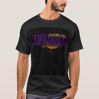 Lago preto groom - t-shirt da área 51