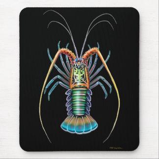 Lagosta espinhoso pintada Mousepad