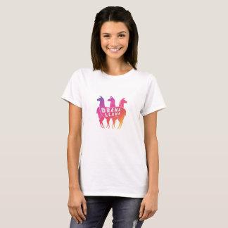 Lama do drama camiseta
