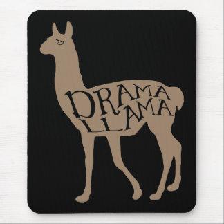 Lama do drama mouse pad