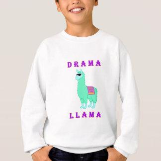 Lama do drama - trupe 7056 t-shirt
