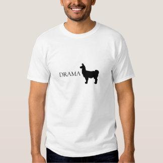 lama, DRAMA T-shirts
