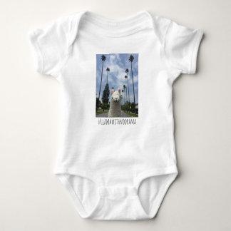 Lama sem o LA Babysuit do drama Camisetas